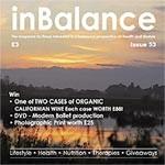 In Balance Magazine Issue 53: Organic Californian Vineyard profile 2005