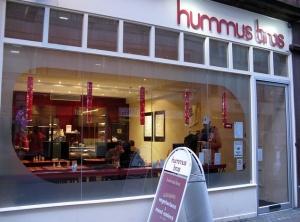 Hummus Bros Soho