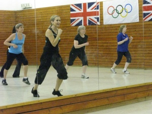 Zumba! Zumba! Class in Welwyn Garden City, Gosling Sports Park