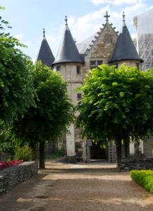 Angers castle