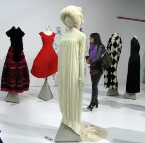 Yohji Yamamoto V&A Exhibition