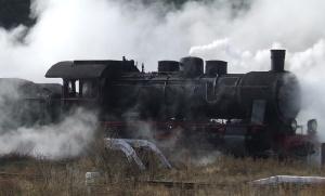 Steam loco Tr5 65, Wolsztyn, Poland