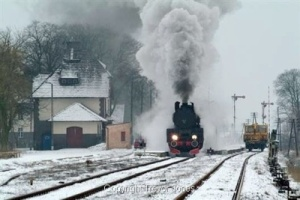 Wolsztyn Steam Train Centre © Trevor Jones