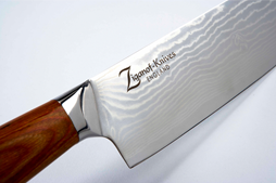Striations on cleaver