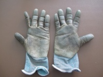My worn out gloves