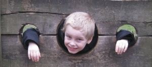 Ben in the stocks
