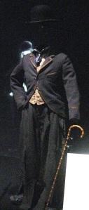 Charlie Chaplin's suit