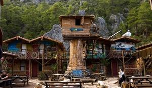 Kadir Tree House, Turkey   tourism destinations