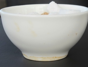 The offending sugar bowl