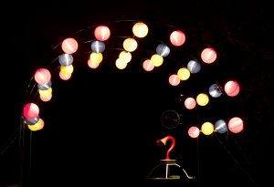 Sound and lights