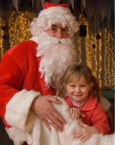 Santa's Grotto at Kew Gardens