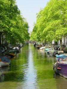 Canal Oudezijds Voorburgwal