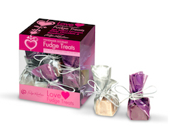 Valentines Fudge Treats
