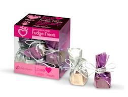 Valentines Fudge Treats
